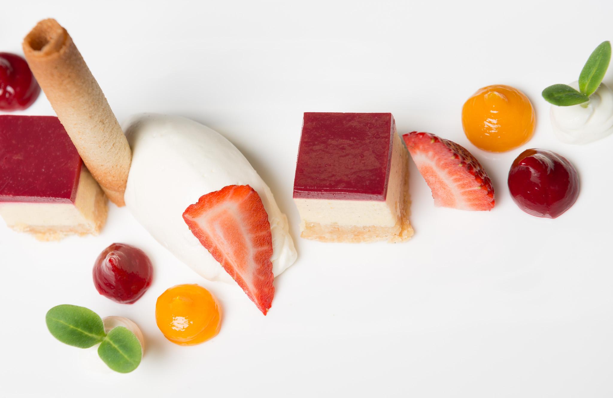 Dessert (Grandcafé Atlantic)